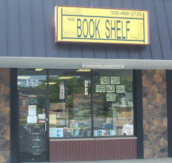 The Book Shelf store front